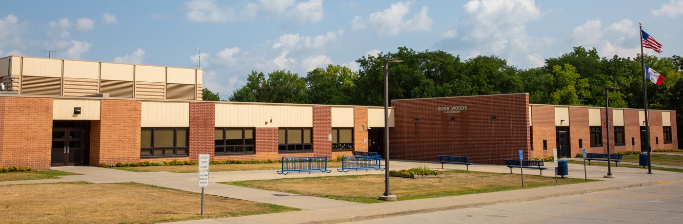 River Woods Elementary School Building